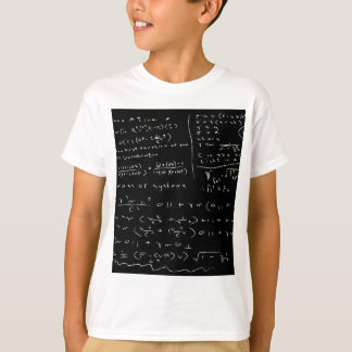 Camiseta O conselho de giz Untidy