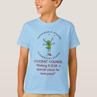 Camiseta O conselho estudantil