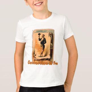 Camiseta O Contortion é divertimento! Poster do circo