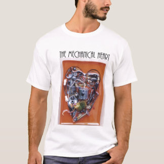 Camiseta O coração mecânico