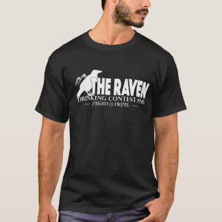 Camiseta O corvo Indiana Jones inspirou o t-shirt da