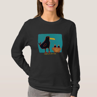 Camiseta O corvo junta o t-shirt