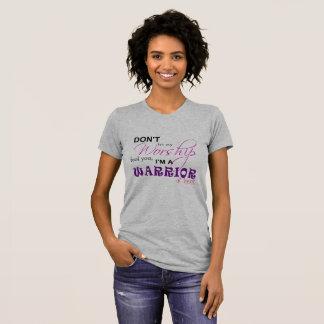 Camiseta O cristão NÃO DEIXA MEU TOLO do CULTO VOCÊ