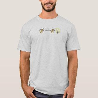 Camiseta O cristão que do divertimento dizer seja sal seja