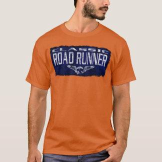 Camiseta O cuco terrestre australiano clássico azul voou o
