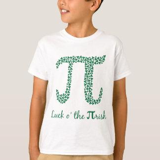 Camiseta O da sorte o Pi-rish