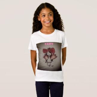 Camiseta O desenho feericamente do miúdo