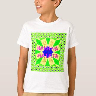 Camiseta O design surpreendente bonito o mais atrasado Colo