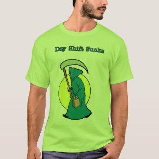 Camiseta O deslocamento de dia suga