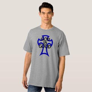 Camiseta O deus é bom alto