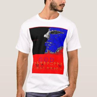 Camiseta O deus é legal, ama-o assim!