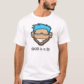 Camiseta O deus é um DJ IV