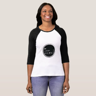 """Camiseta O """"deus está dentro dela que não falhará"""" salmos"""