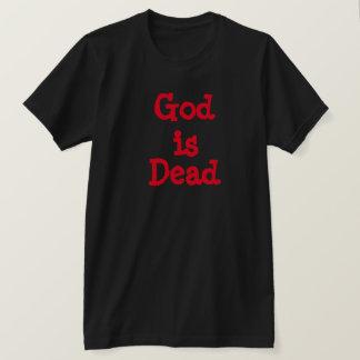 Camiseta O deus está inoperante