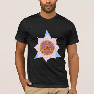 Camiseta O Dhanwantari Kali Yantra dos homens