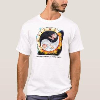 Camiseta O Dharma dramático de dualidade de duelo