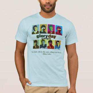 Camiseta O DIA 13 da GLÓRIA, jogos, dor cura. Escumalhas da