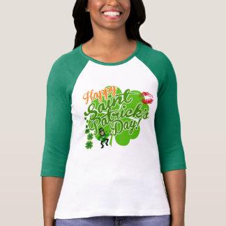 Camiseta O dia bonito de Patrick de santo