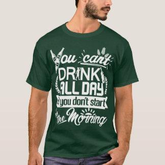 Camiseta O dia da almofada da rua é corrente