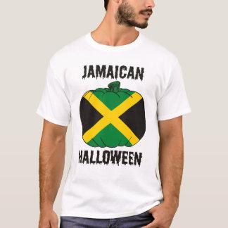 Camiseta O Dia das Bruxas jamaicano