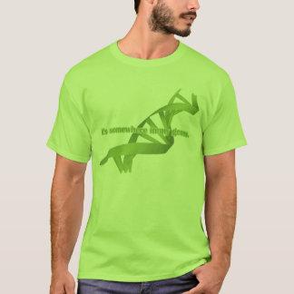 Camiseta O dia de Patrick de santo - está em algum lugar em