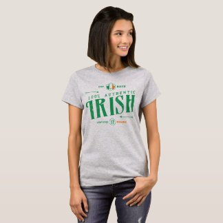 Camiseta O dia de Patricks do santo beija-me que eu sou