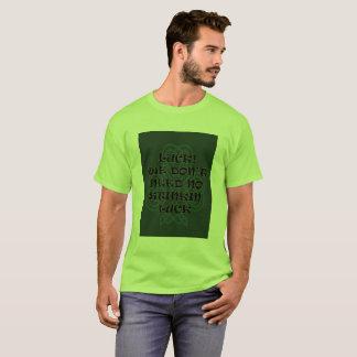 Camiseta O dia de St Patrick