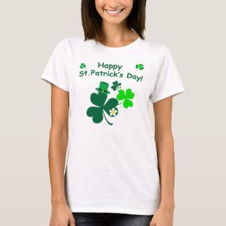 Camiseta O dia de St Patrick feliz