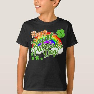 Camiseta O dia de St Patrick feliz clássico