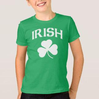 Camiseta O dia de St Patrick irlandês do trevo