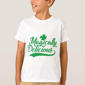 Camiseta O dia de St Patrick màgica delicioso