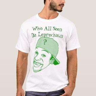 Camiseta O dia de St Patrick: Móbil Alabama do Leprechaun