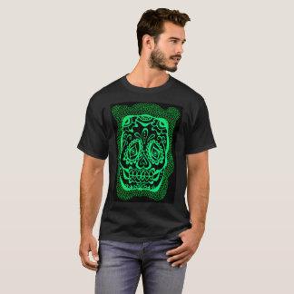 Camiseta o dia do henna inoperante inspirou o t-shirt