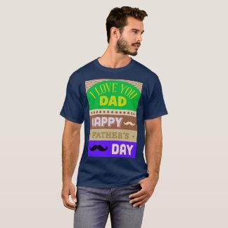 Camiseta O dia dos pais comemora
