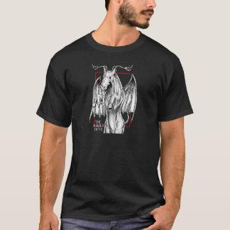 Camiseta O diabo do jérsei