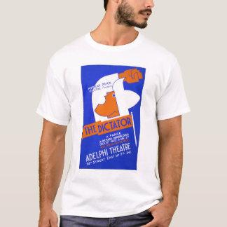 Camiseta O ditador Farsa WPA 1940