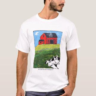Camiseta o divertimento considera o T da cidade da rocha