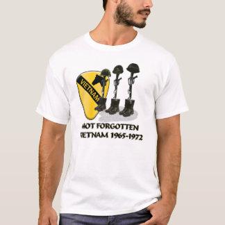 Camiseta ø DIVISÃO da CAVALARIA, GUERRA DO VIETNAME