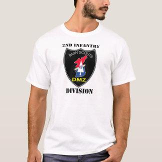 Camiseta ò Divisão de infantaria - escuteiros de Imjin com