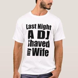Camiseta O DJ salvar
