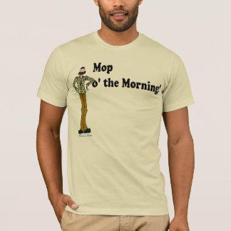 Camiseta O do espanador a manhã!