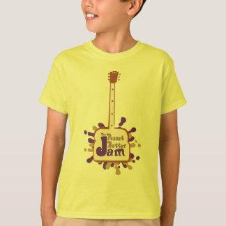 Camiseta O doce da manteiga de amendoim