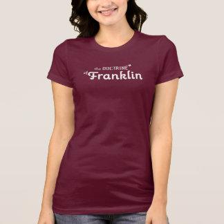Camiseta o Doctrine® de Franklin