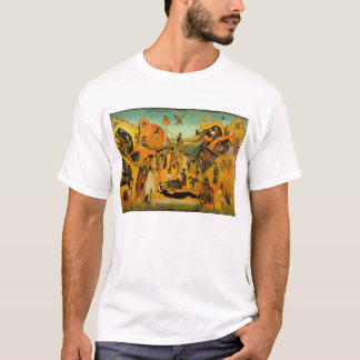 Camiseta O Dormition da rua Ephraim o sírio