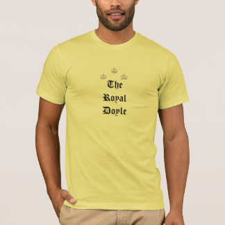 Camiseta O Doyle real