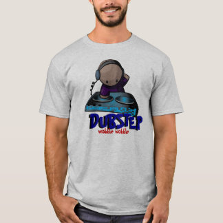Camiseta O Dubstep DJ