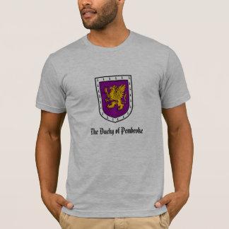 Camiseta O ducado do Pembroke