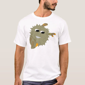 Camiseta O Durian é amor