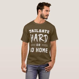 Camiseta O duro da bagageira ou vai em casa