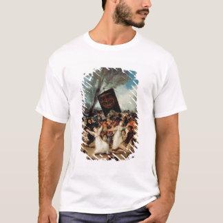 Camiseta O enterro da sardinha c.1812-19